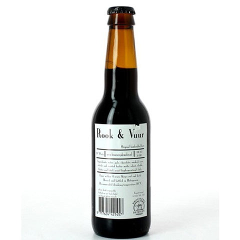 LIMITED De Molen Rook & Vuur - 330ml - 8.2%