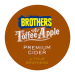 Brothers Toffee Apple - 20L - 4.0%