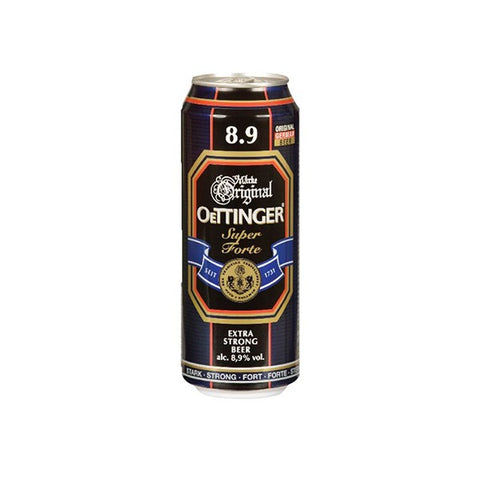 Oettinger Super Forte - 500ml - 8.9%