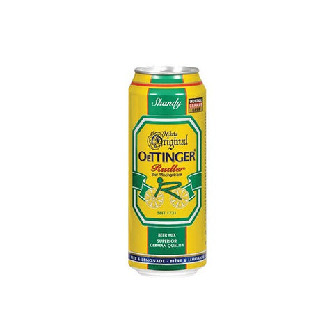 Oettinger Radler (Shandy) - 500ml - 2.5%