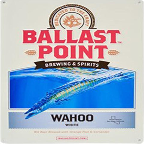 Ballast Point Wahoo White - 19.5L - 4.5%