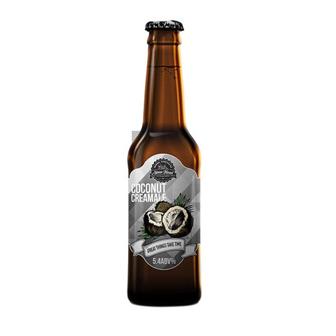 Stone Head Coconut Cream Ale - 330ml - 5.7%