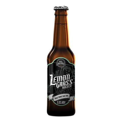 Stone Head Lemongrass Kolsch - 330ml - 5.5%