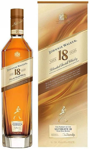 Johnnie Walker Ultimate 18 Year Old - 700 - 40%