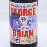 Mikkeller George! vs Brian BA Calvados - 330ml - 15%