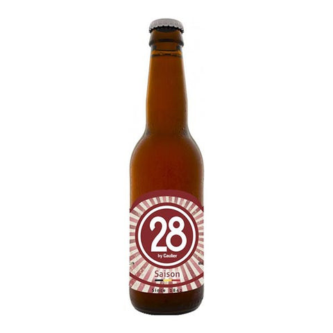 Caulier 28 Saison (Sugar Free) - 330ml - 5.0%