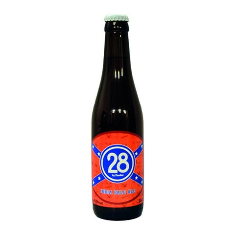 Caulier 28 India Pale Ale (Suger Free) - 330ml - 6.0%