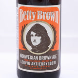 Lervig Betty Brown - 330ml - 4.7%
