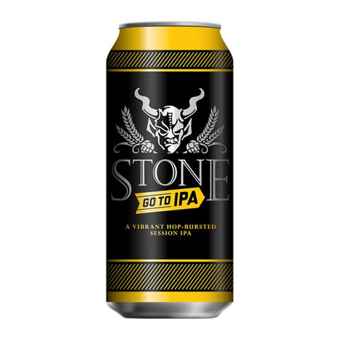Stone Go To IPA (Can) - 473ml - 4.8%