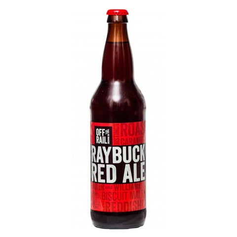 Off The Rail Raybuck Red - 650ml - 5.4%