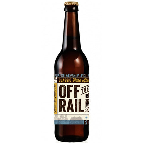 Off The Rail Classic Pale Ale - 355ml - 5.0%