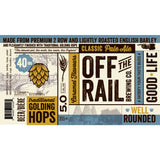 Off The Rail Classic Pale Ale - 355ml - 5%