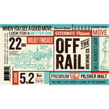 Off The Rail Czechmate - 355ml - 5.2%