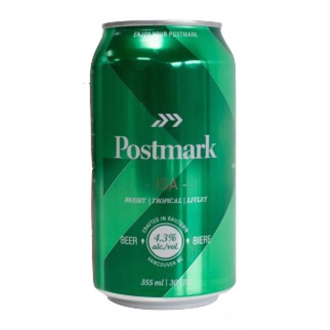 Postmark India Session Ale (Can) - 355ml - 4.3%