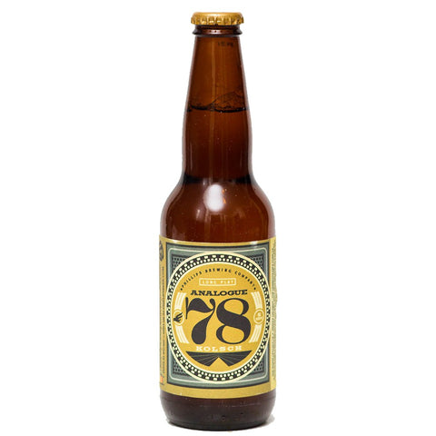 Phillips Analogue 78 Kolsch - 341ml - 5.0%
