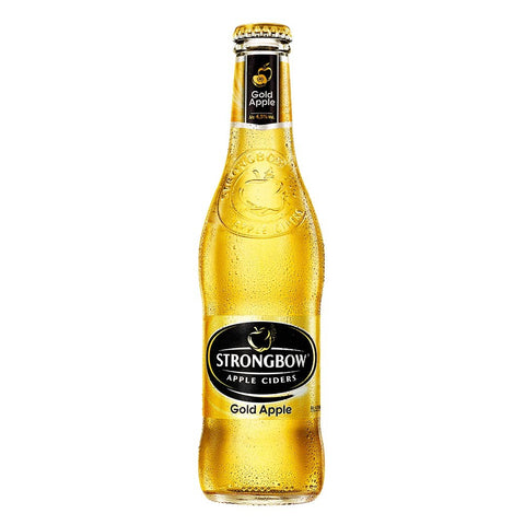Strongbow Gold Apple - 330ml - 4.5%