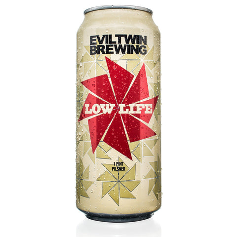 Evil Twin  Low Life (Can) - 475ml - 5.5%