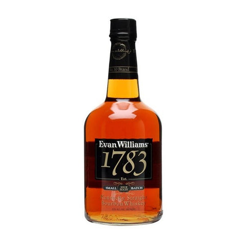 Evan Williams 1783 Small Batch - 750ml - 43.0%