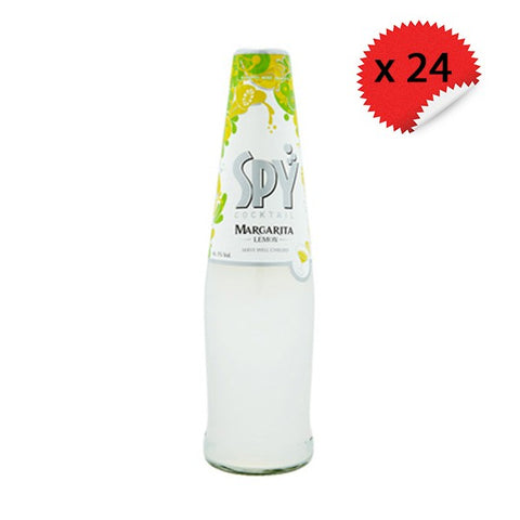Spy Margarita - 275ml  x 24 - 5.0%