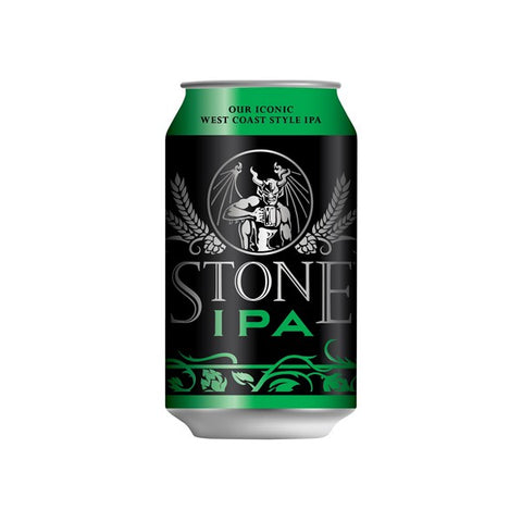 Stone Ipa (India Pale Ale) - 355ml - 6.9%