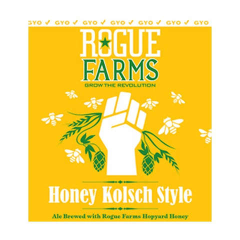 Rogue Farms Honey Kölsch - 30l - 5.0%