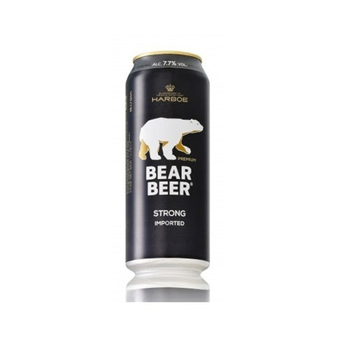 Bear Beer Strong Lager - 500ml - 7.7%