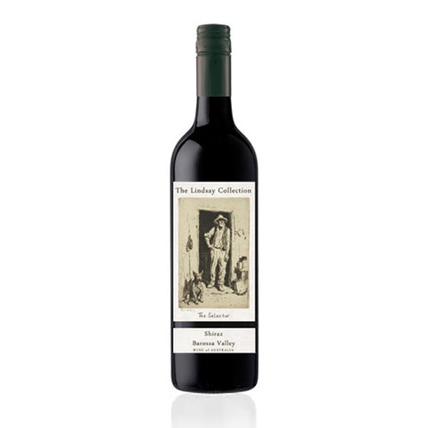 Lindsay Collection The Selector Shiraz 2015 - 750ml - 13.0%