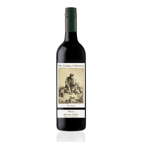 Lindsay Collection The Sumit Shiraz 2015 - 750ml - 14.9%
