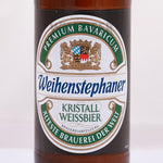 Weihenstephaner Wheat Beer Crystal clear - 500ml - 5.4%