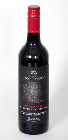 Jacob's Creek Double Barrel Cabernet Sauvignon - 750ml