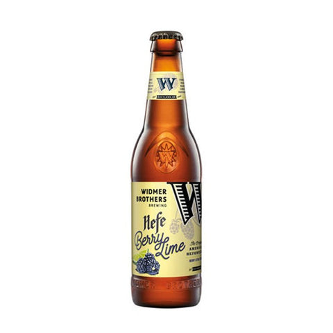 Widmer Brothers Hefe Berry Lime - 355ml - 4.1%