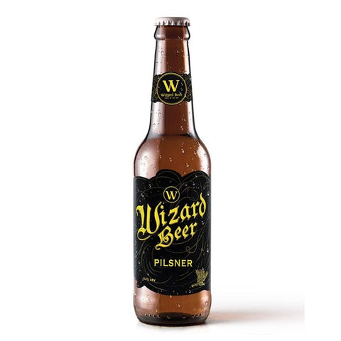 Wizard Beer Pilsner - 330ml - 5.0%