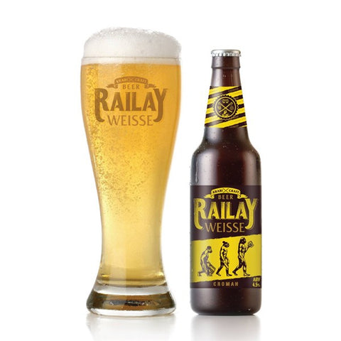 Croman Railay Weisse - 330ml - 4.5%