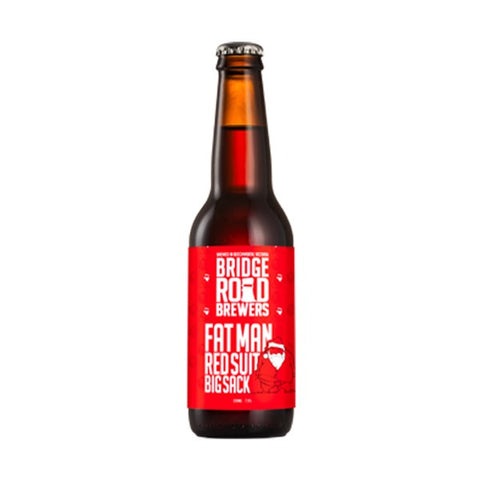 Bridge Road Brewers Beechworth Fat Man Red Suit Big Sack - 330ml - 7.5%