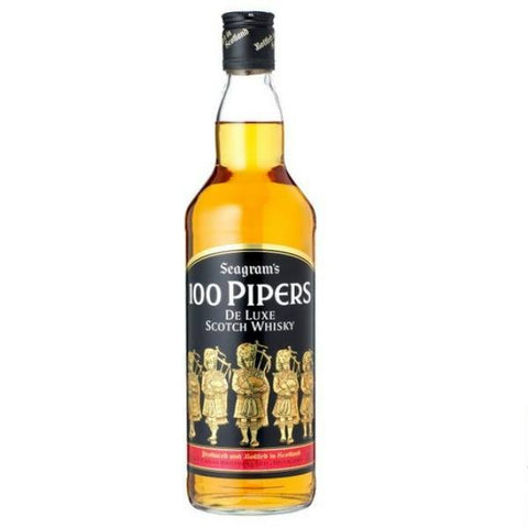 100 Pipers - 700ml - 40.0%