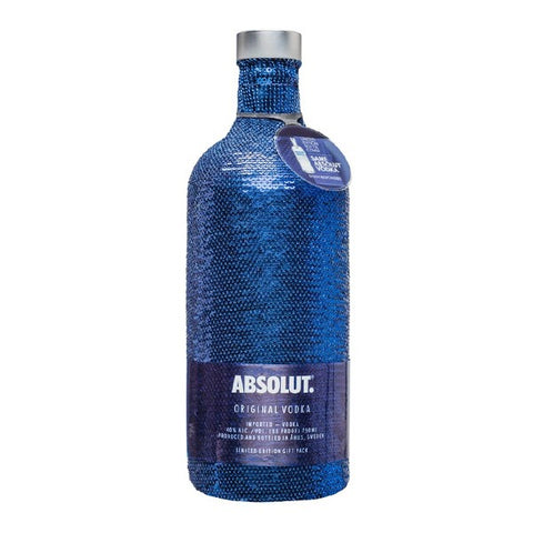 Absolut Uncover Sequin - 1L - 40.0%