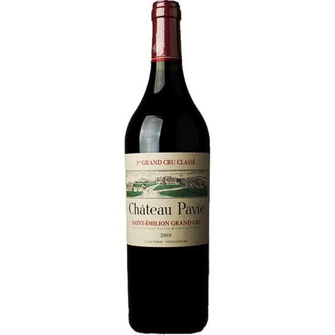 Chateau Pavie Chateau Pavie 1er Grand Cru Classe - 750ml - 14%