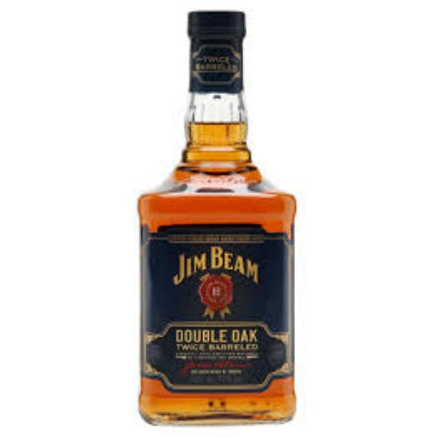 Jim Beam Distillery Double Oak - 750ml - 43.0%