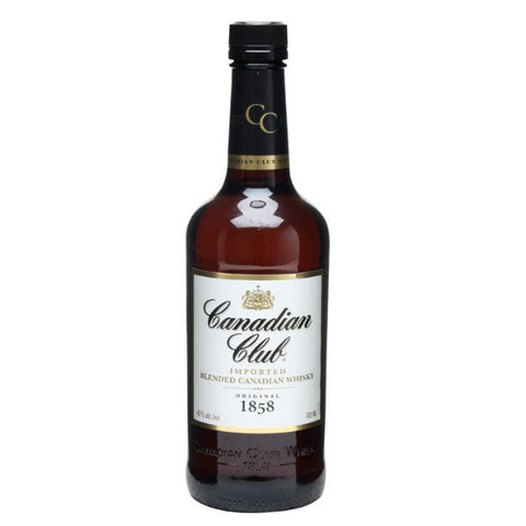 Canadian Club  - 750ml - 40.0%