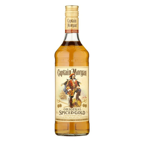 Captain Morgan Gold - 700ml - 40.0%
