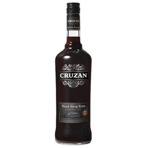 Cruzan Rum Distillery Rum - 750ml - 75.0%