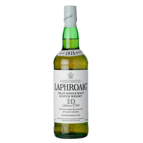 Laphroaig 10 years - 750ml - 43.0%