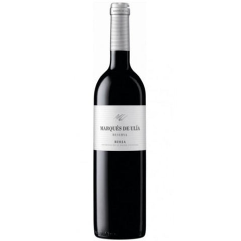 Marques de Ulia by Bodegas Lan Marques de Ulia Reserva - 750ml - 13.5%