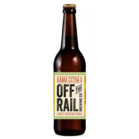 Off The Rail Kama Citra - 650ml - 4.4%