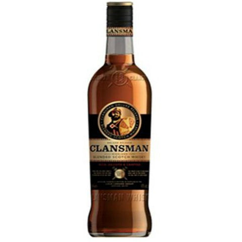 Clansman Blended Scotch Whisky - 750ml - 40.0%