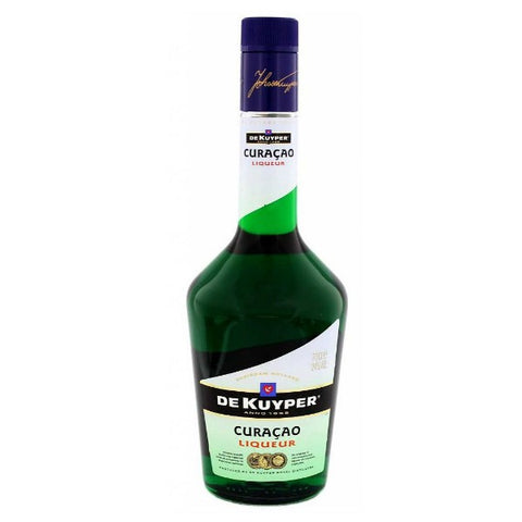 De Kuyper  Green Curacao - 700ml - 24.0%