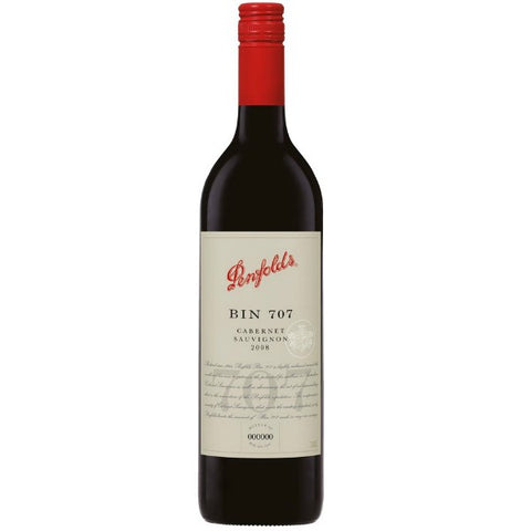 Penfolds Wines Bin 707-Cabernet Sauvignon - 750ml - 14.7%