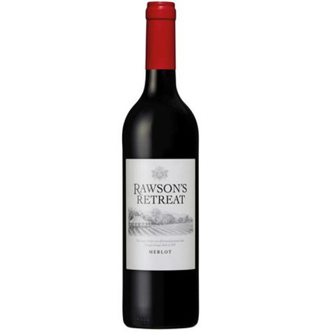 Rawson's Retreat Merlot - 750ml - 13.5%