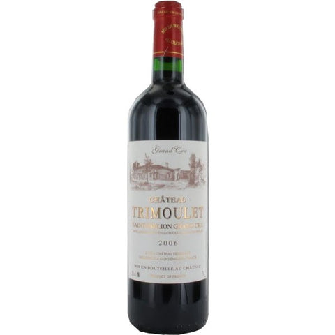 Chateau Trimoulet Jean de Trimoulet ( 2nd label of Château Trimoulet Grand Cru ) - 750ml - 14.0%