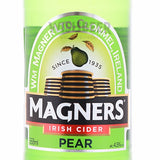 Cider: Magners Pear - 568ml - 4.5% by wishbeer1